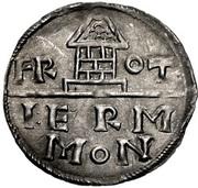 Penny - Æthelstan (Tower type) – reverse