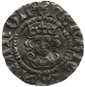 ½ Penny - Henry VI (1st reign; Annulet issue) – obverse