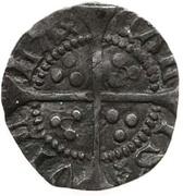 ½ Penny - Henry VI (1st reign; Annulet issue) – reverse