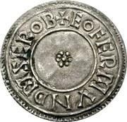 Penny - Æthelstan (Rosette type) – reverse