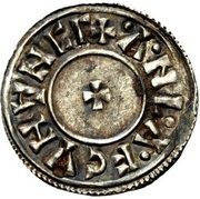 Penny - Anlaf Sihtricsson (2nd reign) – obverse