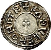 Penny - Anlaf Sihtricsson (2nd reign) – reverse