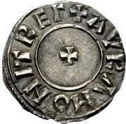 Penny - Regnald Guthfrithsson (Cross Moline type) – reverse