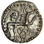 Sceat - Æthelred I (1st reign) – reverse