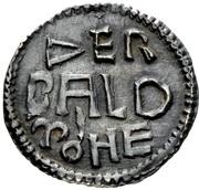 Penny - Beornwulf (East Anglia mint) – reverse