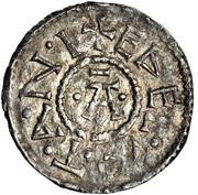 Penny - Æthelstan I (3-line type) – obverse