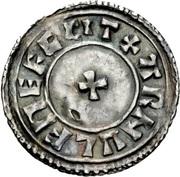 Penny - Æthelstan (Diademed bust type) – reverse