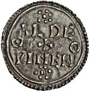 Penny - Eadgar (Annulet type) – reverse