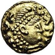 Thrymsa ('Pada'; Type III) – obverse