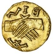 Thrymsa ('Concordia' type) – reverse