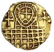 Thrymsa ('York' type) – obverse