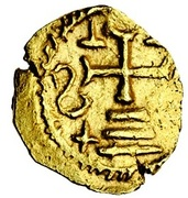 Thrymsa (crude bust type) – reverse