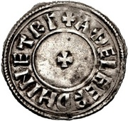 Penny - Anlaf Guthfrithsson (Raven type) – reverse