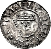 Penny - William II (Cross Pattée and Fleury type) – obverse