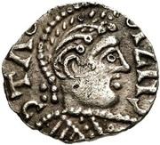 Thrymsa ('Pada'; Type Ia) – obverse