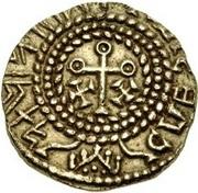 Thrymsa ('Crispus' type) – reverse