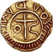 Thrymsa ('LONDINIV' type) – reverse