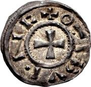 Halfpenny - St Edmund (Memorial coinage) – reverse