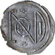 Penny - Alfred (Viking imitation) – reverse