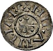Penny - Cnut (MIRABILIA FECIT type) – reverse