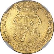 1 Guinea - William & Mary – reverse