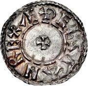 Penny - Æthelstan (Two line type) – obverse