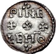 Penny - Æthelstan (Two line type) – reverse