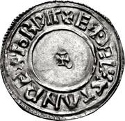 Penny - Æthelstan (Small cross type) – obverse