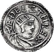 Penny - Æthelstan (Portrait type) – obverse