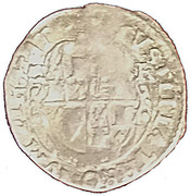 1 Penny - Charles I (Tower mint; Group C) – reverse