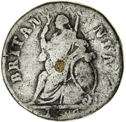 1 Farthing - William & Mary (small busts) – reverse