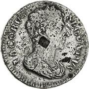 1 Farthing - James II (2nd type) – obverse