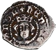 1 Farthing - Henry IV (Heavy coinage) – obverse