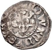½ Penny - Edward II (Berwick-on-Tweed mint) – obverse