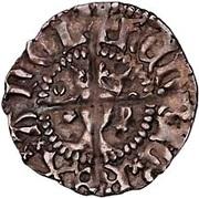 ½ Penny - Henry V (Type C) – obverse