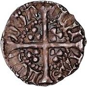 ½ Penny - Henry V (Type C) – reverse