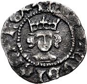 ½ Penny - Henry VI (2nd reign) – obverse