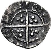 ½ Penny - Henry VI (2nd reign) – reverse
