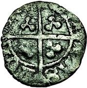 ½ Penny - Richard III (London mint) – reverse
