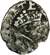 ½ Penny - Edward VI (1st period) – obverse
