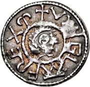 Penny - Wiglaf (1st reign) – obverse