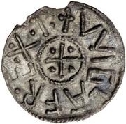 Penny - Wiglaf (2nd reign) – obverse