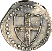 ½ Penny - Commonwealth – obverse