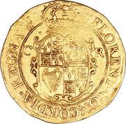 1 Unite - Charles I (group C; 3rd bust) – reverse