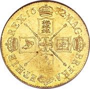 2 Guineas - Charles II (2nd bust) – reverse