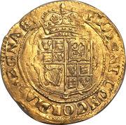 I Unite - Charles I (group B; 2nd bust) – reverse