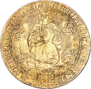1 Sovereign - Mary – obverse