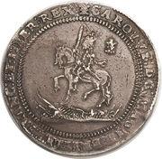 1 Pound - Charles I – obverse