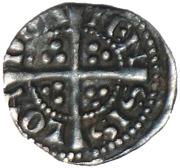 1 Farthing - Edward I (Class 3d; southern mints) – reverse