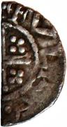½ Penny - Richard I (Short Cross type; class 4b) – reverse